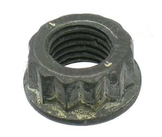 (New) 924/944/968/928 Connecting Rod Nut - 1978-95