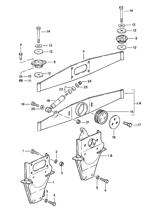 Aase Sales Porsche 911 912 930 Engine And Transmission Page 14