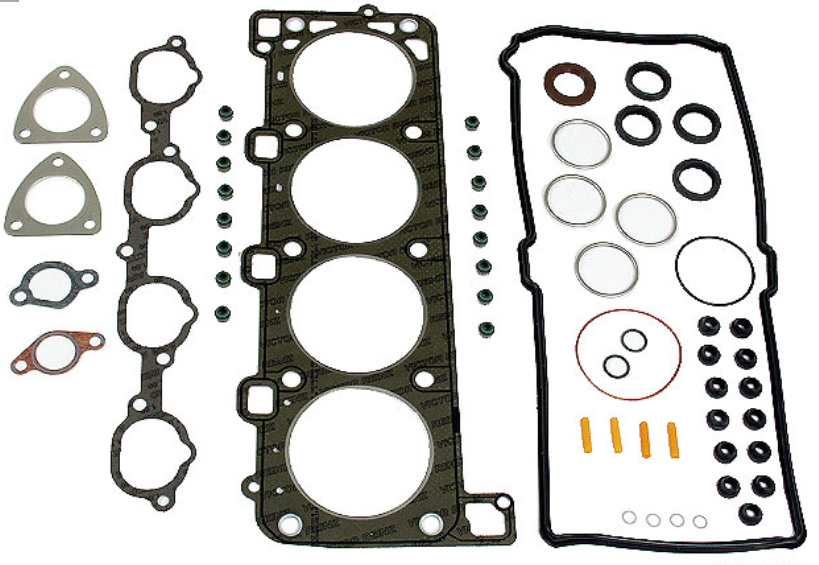 (New) 944/944S2 Engine Cylinder Head Gasket Set 1989-91