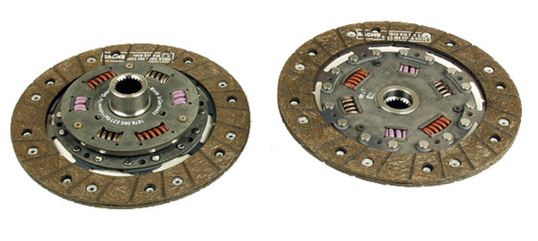 (New) 924/944 Clutch Friction Disc - 1983-91