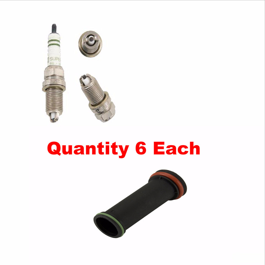 (New) 986 Boxster Spark Plug Replacement Kit - 1997-99