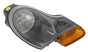(New) Boxster Headlight Assembly Right 1997-2002