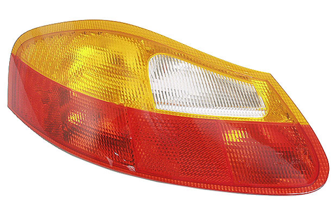 (New) Boxster Taillight Lens Left 1997-2002