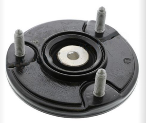 (New) 911 Rear Shock Mount Flange with Bonded Rubber Bushing and Studs - 1999-05