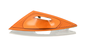 (New) 911/Boxster Headlight Cover Left Orange 1997-02