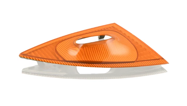 (New) 911/Boxster Headlight Cover Right Orange 1997-02