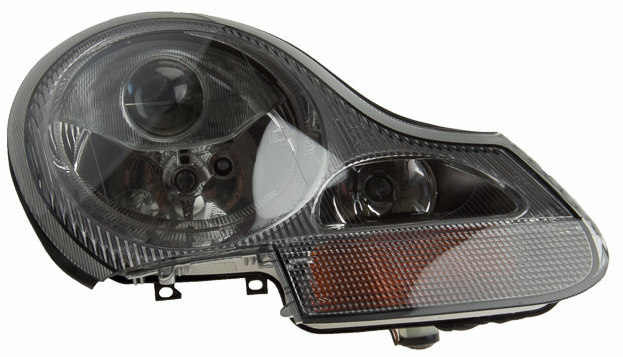 (New) 911/Boxster HID Xenon Headlight Assembly Right 1999-2004