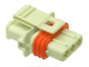 (New) 911 Electrical Plug Housing for Temperature Sensor - 1989-98