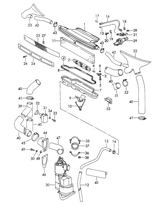 Porsche 911 912 930 Fuel And Exhaust Page 6