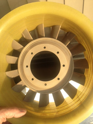 (New) 935/962 Flat Fan Assembly