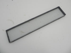 (New) 911 RSR Grille Insert for Front Bumper - 1973 onward