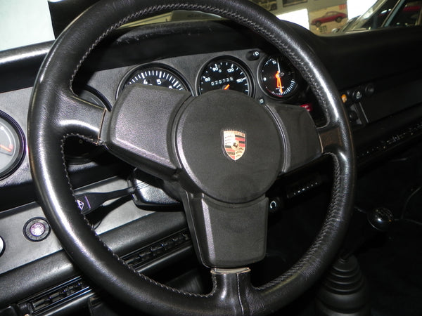 (New) Steering Wheel Crest Decal