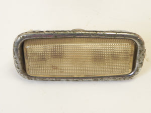 (Used) 356/911/912 Original Interior Light w/ Chrome Bezel - 1962-78
