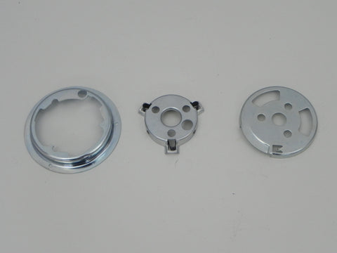 (New) 356/911/912/914 Horn Button Plate Set - 1959-76
