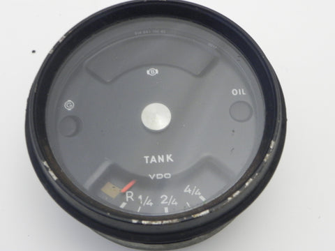 (Used) 911 Oil Temp Pressure Gauge 1970-73