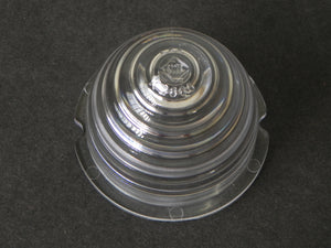 (New) 356A T2 Clear SWF Beehive Front Turn Signal Lens - 1958-59