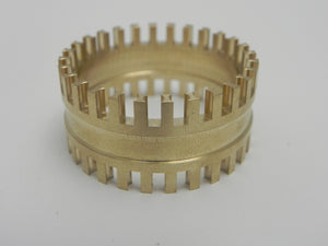 (New) 356 Transmission 1st and 2nd Gear Needle Bearing Cage Housing - 1950-65