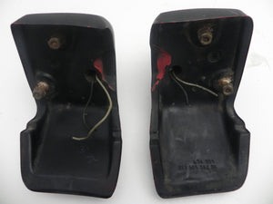 (Used) 911 Euro Wide Rear Bumper Guards 1974-89