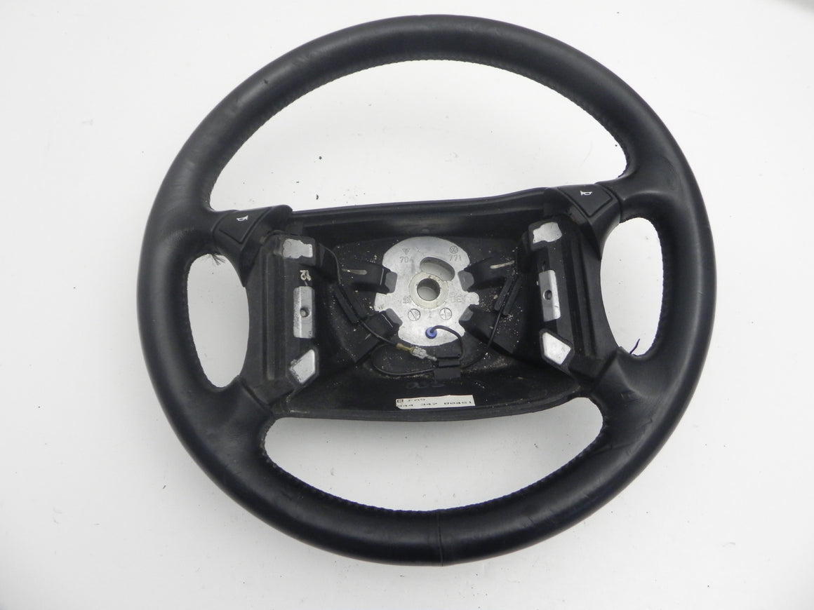 (Used) 928/944/968 4-Spoke Black Steering Wheel - 1985-95