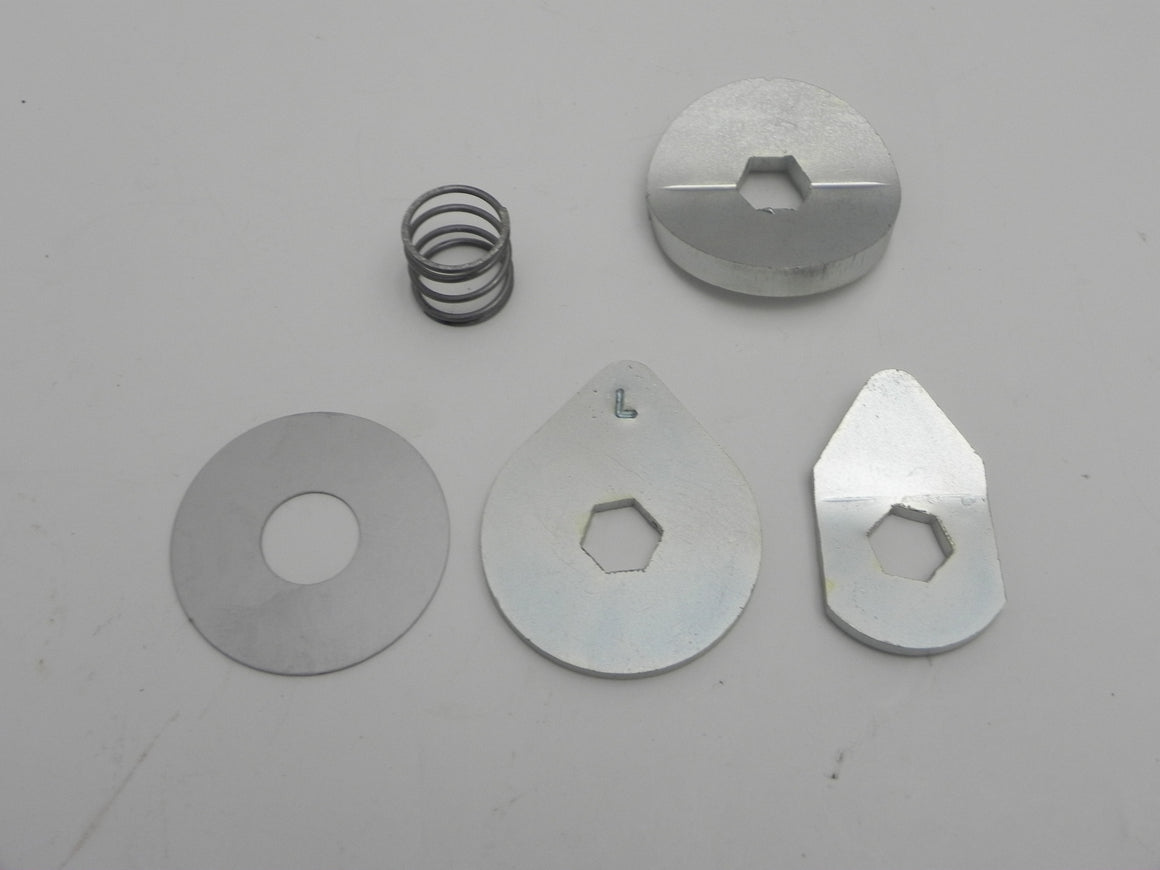 (New) 356 A/B/C Handbrake Lock Repair Kit - 1955-65