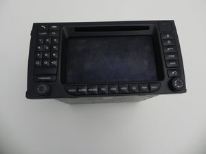 (Used) Cayenne BOSE Radio Navigation Head Unit - 2004-10