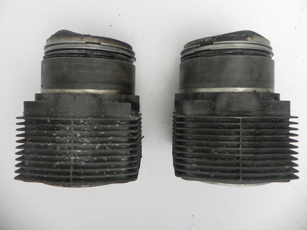(Used) 911 3.2 Mahle Piston Cylinder Set