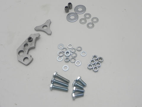 (New) 356 Thin Front Hood or Engine Lid Hinge Repair Kit - 1950-65