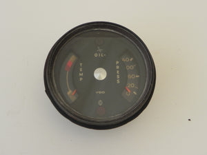(Used) 911 T/E Sportomatic Oil Temp Gauge - 1970-73