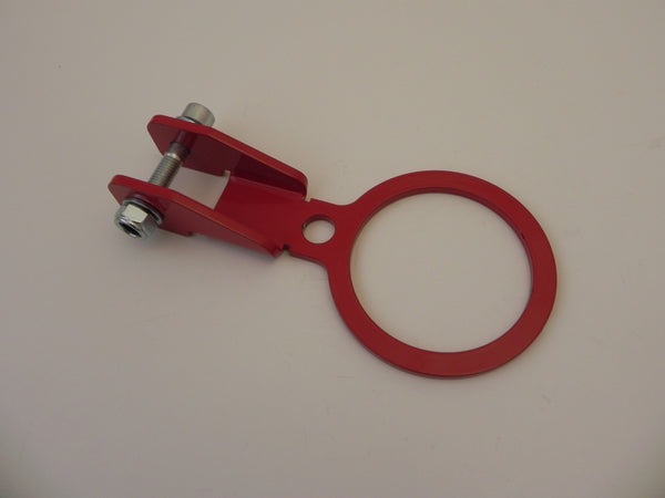 (New) 911S/ST/RS/RSR Rear Red Tow Hook - 1965-89