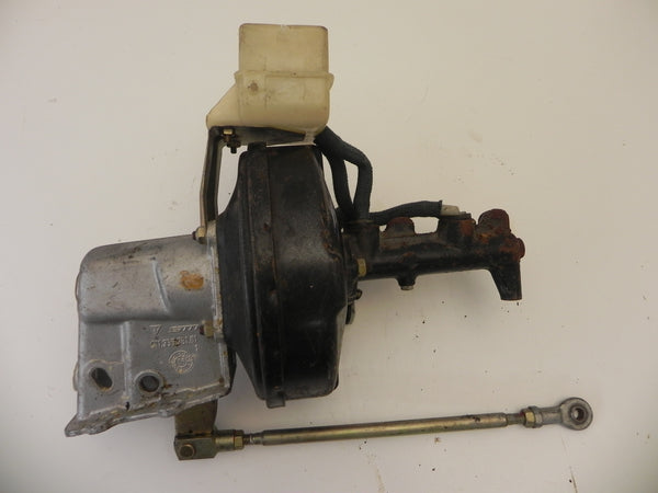 (Used) 911 Brake Vacuum Booster with Bracket - 1974-89