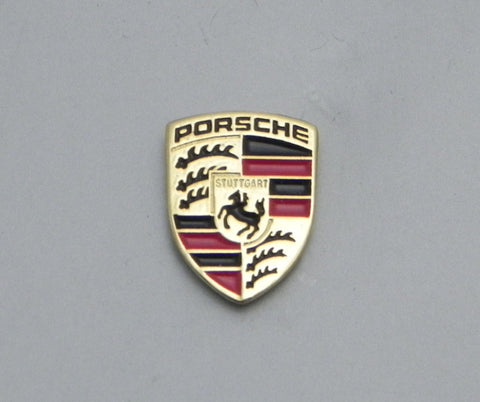Collector Pin - Porsche Crest Pin