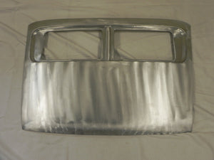 (New) 911/912 Aluminum Rear Engine Lid - 1965-68