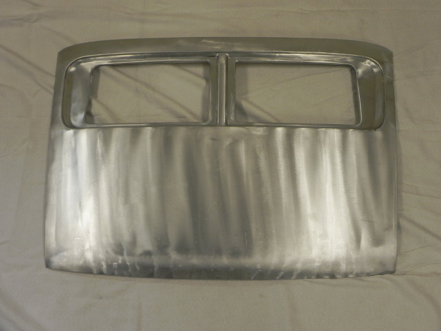 (New) 911R Aluminum Rear Engine Lid - 1965-68