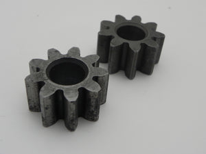 (Used) 356 Pre/A/BT5 Early Pair of Short Oil Pump Gears - 1950-60