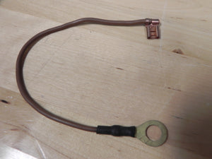 (NOS) 911 Ground Strap for Relay - 1965-69