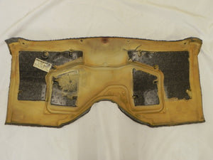 (Used) Boxster Rear Wall/Engine Compartment Carpet 1997-01