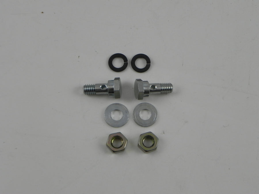 (New) 911 Heater Box Hardware Kit - 1965-89