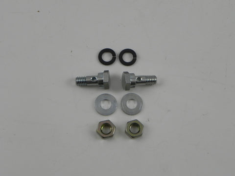 (New) 911 Heater Box Hardware Kit - 1987-89