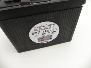 (New) 356 6 Volt Battery 360CCA - 1950-65