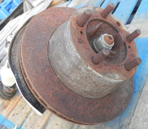 (Used) 944 Left Rear Trailing Arm 1986-88