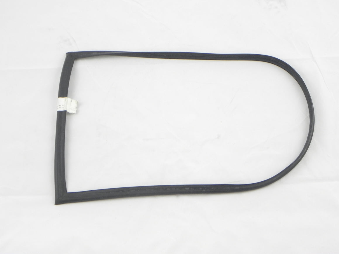 (New) 356 Coupe Left Quarter Window Seal - 1950-65
