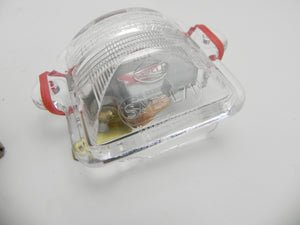 (New) 911/912/930 Hella Front Hood Trunk Light Assembly - 1965-88