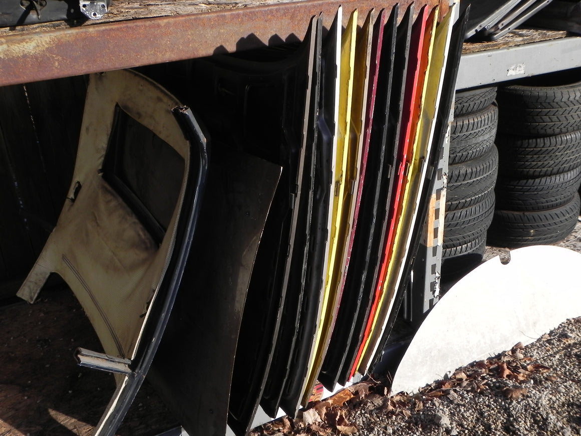 (Used) 924S/944 Front Hood - 1985-91