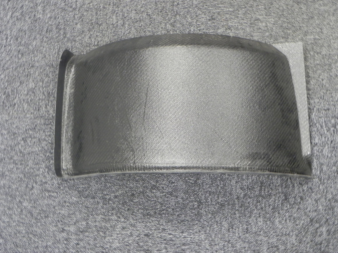 (New) Right Carbon Inner Wheel Well (Rear)