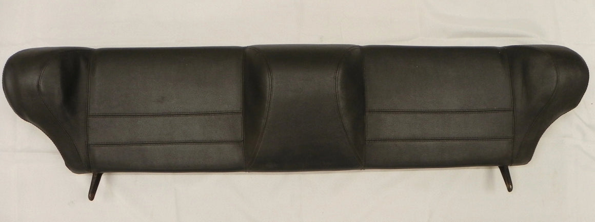 (Used) 944 Rear Seat Back Black Vinyl - 1983-85