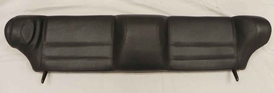 (Used) 944 Rear Seat Back Dark Blue Vinyl - 1983-85