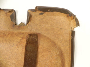 (Used) 944/968 Sunroof Cover Brown - 1985-95