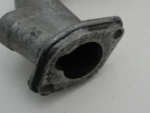 (Used) 911S Cylinder #5 Aluminum Intake Pipe w/o Fuel Injector - 1974-75