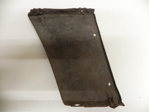 (Used) 911 Left Front Bumper Connecting Panel - 1974-89