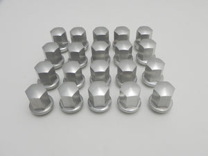 (New) Set of 20 Anodize-Look Lug Nuts - Fuchs Wheel